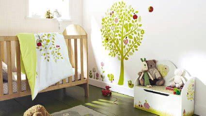 d馗oration chambre nature décoration chambre bébé nature