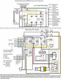 3 Phase 240v Motor Wiring Diagram