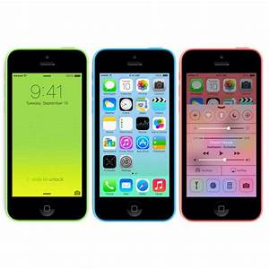 New Apple iPhone 5C Verizon Smartphone Without Contract ...