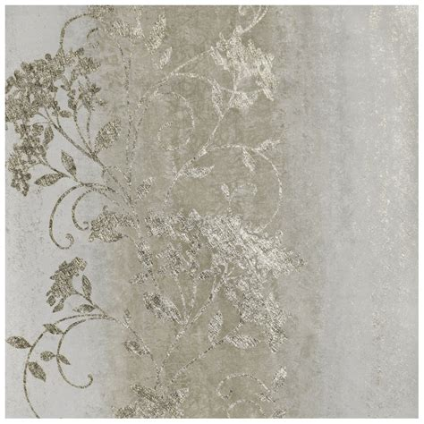 Wallpaper Gold And Silver by Muriva Trail Ombre Silver And Gold Metallic
