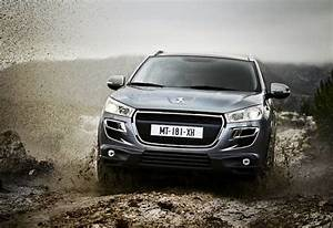 Peugeot 4008 Auto And Manual 2012 Review