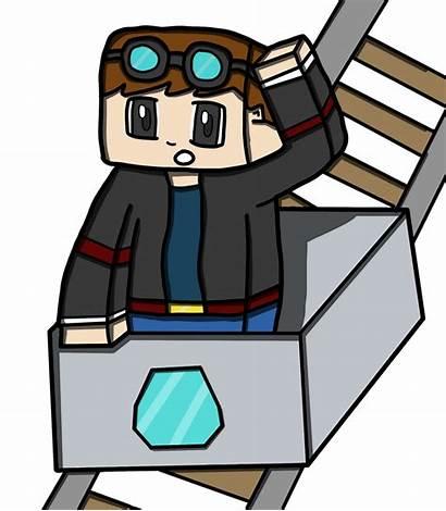 Dantdm Minecraft Deviantart Clipart Enchanted Tdm Dan