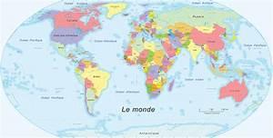 Carte Monde Liege : itin raire monde carte ~ Teatrodelosmanantiales.com Idées de Décoration