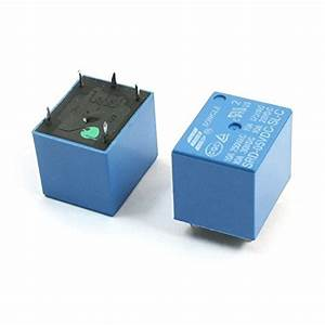 Buy 5 Volt Spdt Cube Relay Online At Low Cost In India