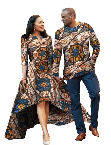 Latest Traditional African Styles For Couples Okpeke