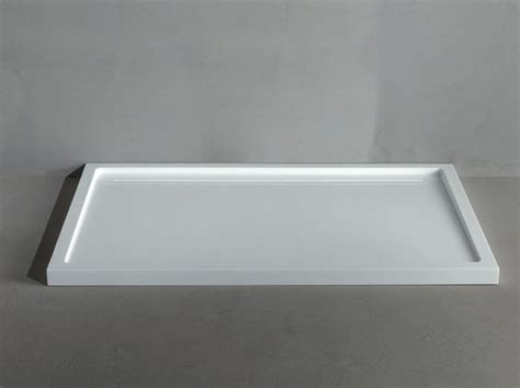 piatto doccia corian piatto doccia ultrapiatto in corian 174 in line rifra