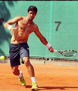The 5 Sexiest Male Tennis Players | SHOWBIZ