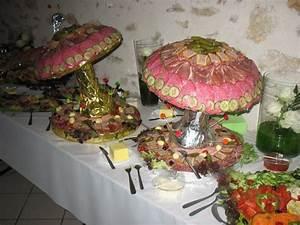 Idée Buffet Mariage : idee decoration buffet mariage ~ Melissatoandfro.com Idées de Décoration