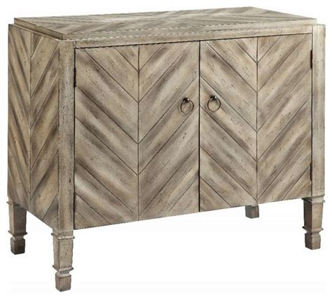 stein world caleb cabinet with 2 doors in driftwood