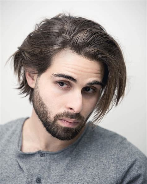 how to grow your hair out men s tutorial