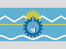 Bandera del Chubut Wikipedia, la enciclopedia libre