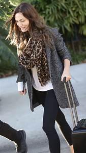 PHOEBE TONKIN Arrives at Brisbane Airport 05/04/2017 ...