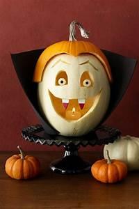 31, Easy, Pumpkin, Carving, Ideas, For, Halloween, 2017