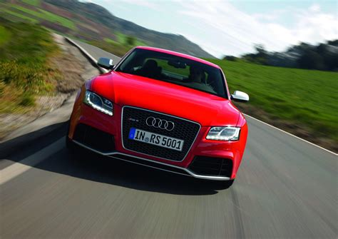 The Audi Coming Market Top Speed