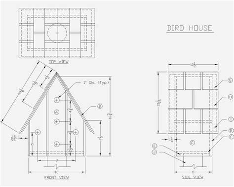 woodwork birdhouse project plans  plans