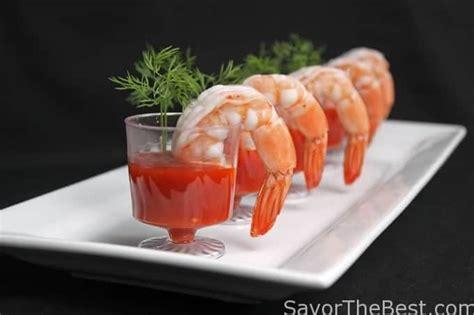 Shrimp Cocktail Appetizers  Savor The Best