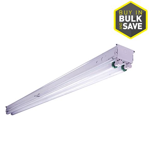 shop metalux snf series common 8 ft actual 96 in