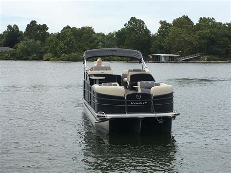 Used Pontoon Boats Premier by 2015 Used Premier Grand Viewgrand View Pontoon Boat For