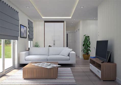 awesome modele de salon simple maison ctlv emejing plan d une maison de luxe