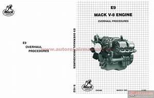 Mack E9 V8 Workshop Manual