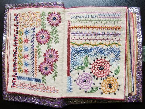 sample stitch book simple craft ideas