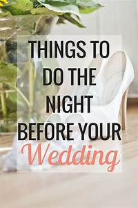 things to do the night before your wedding 2548569 weddbook With things to do on your honeymoon