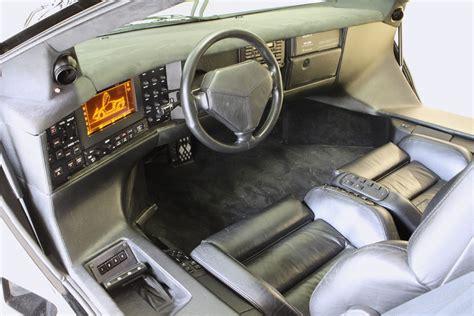 Vector W8 Interior, Vector W8