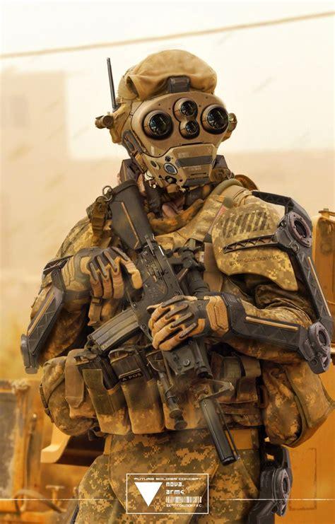 future military georg 39 s quot future soldier concept quot mechanism pinterest
