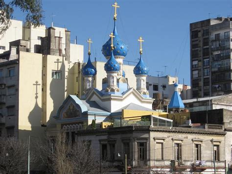 russian orthodox church   holiest trinidad san telmo