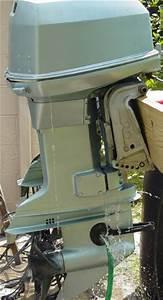 Outboard Motor 115 Johnson