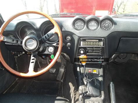 Datsun 240z Interior by Datsun Hq Wallpapers And Pictures