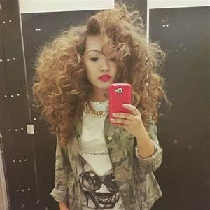 Asian Curly - Moms Beaultiful Sluts