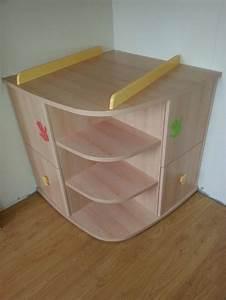 Commode D Angle : nice commode a langer d angle 10 meuble langer du0027angle aubert 56199142 ~ Teatrodelosmanantiales.com Idées de Décoration