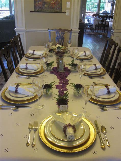 table settings creative hospitality decorative dinner table setting ideas