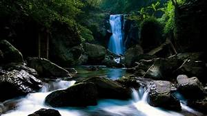 Cool Wallpapers Waterfall Nature HD Wallpaper of Nature ...