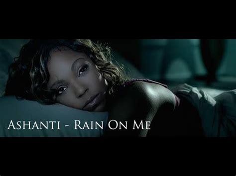 Rain On Me ~ news word