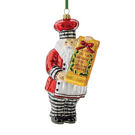 santa s in the kitchen holiday chef santa christmas