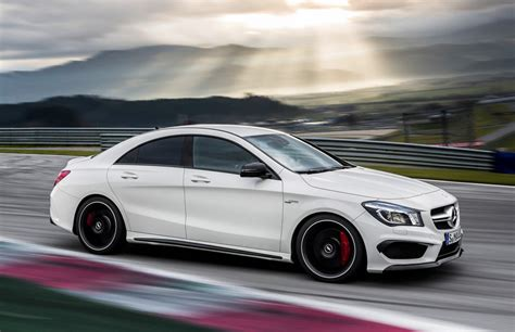 mercedes cla  amg  official pictures