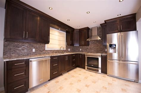 kitchen wood cabinets custom kitchen cabinets calgary evolve kitchens 3504
