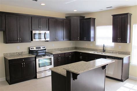 kitchen island l shaped l shaped kitchen with island design railing stairs and