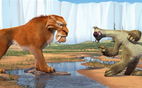 Ice Age Cartoon Wallpapers And Images