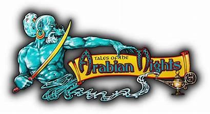 Arabian Nights Tales Wheel Skitso Totan Vpinball