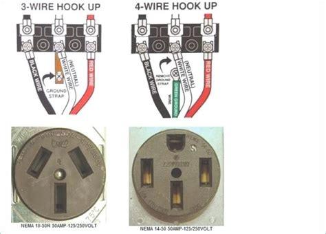 Wiring Diagram For Volt Dryer Outlet