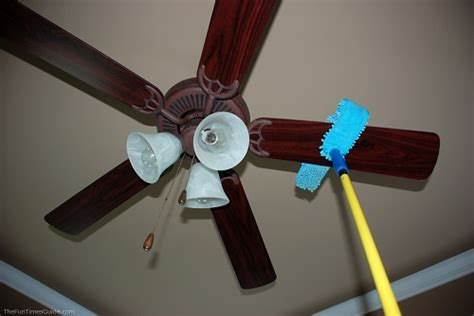 ceiling fan dust repellent 5 tips for preparing your home for cold flu season