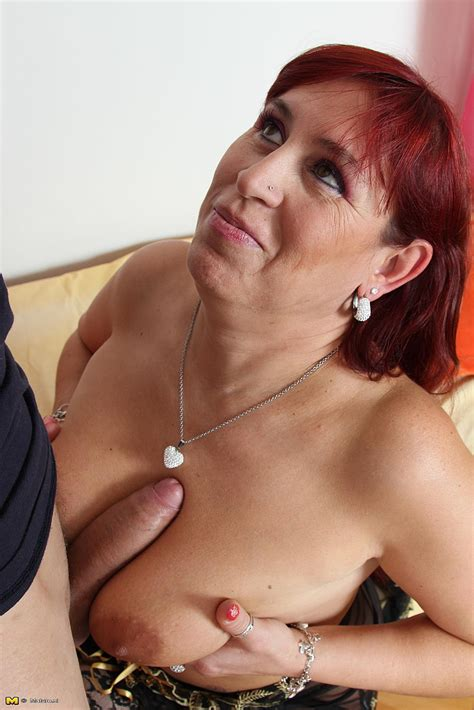 Redhead Milf Bounces In A Stiff Dick Photos Evetta