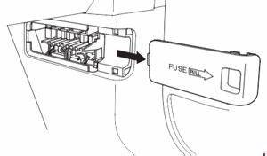 2003 2008 honda odyssey rb1 rb2 fuse box diagram fuse With 2012 honda odyssey fuse box diagram