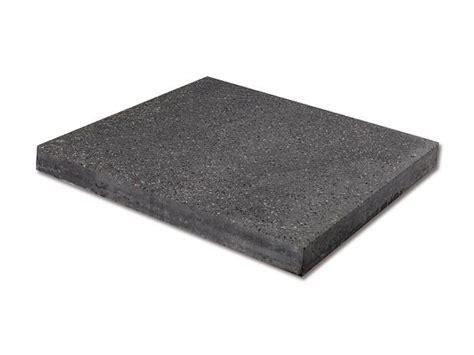 ehl terrassenplatten anthrazit ehl terrassenplatten nubia anthrazit 40 x 40 x 4 cm beton