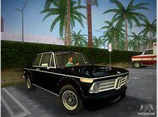 BMW 2002 Tii E10 1973 for GTA Vice City