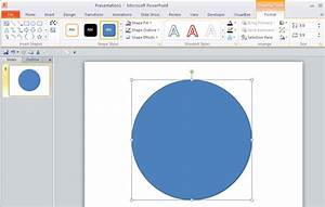 Drawing Target Diagram In Powerpoint 2010 For Windows