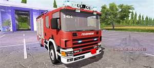 Scania 94d 260 Feuerwehr For Farming Simulator 2017